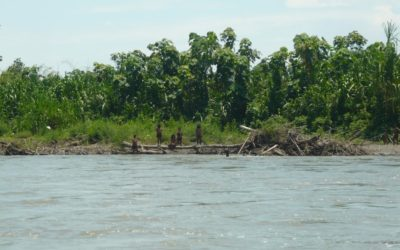 THE UNCONTACTED PEOPLE OF THE AMAZON RAINFOREST